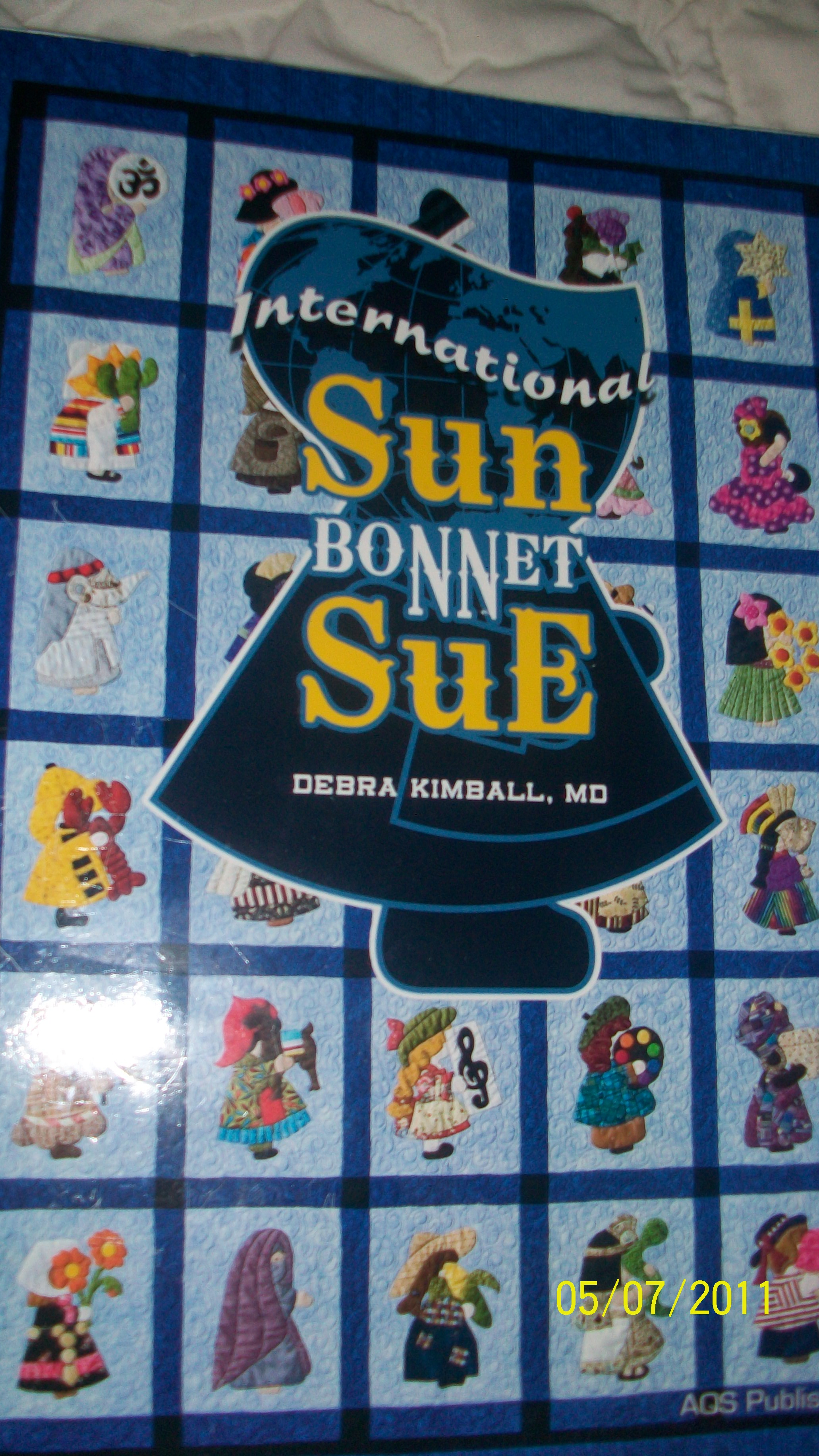 International Sunbonnet Sue Debra Kimball MD